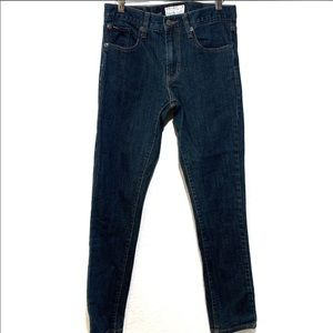 RVCA Men's Straight Leg Spanky Jean Jeans
